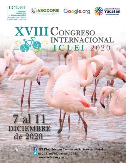 XVIII Congreso Internacional ICLEI 2020