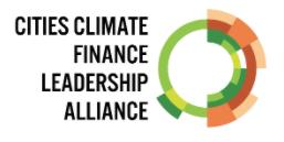 Cities Climate Finance Leadership Alliance (CCFLA) – México