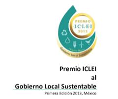 Premio ICLEI 2013