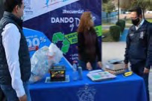 """Programa: """"Dando y Dando, Santa Catarina Reciclando"""", en Santa Catarina, N.L."""