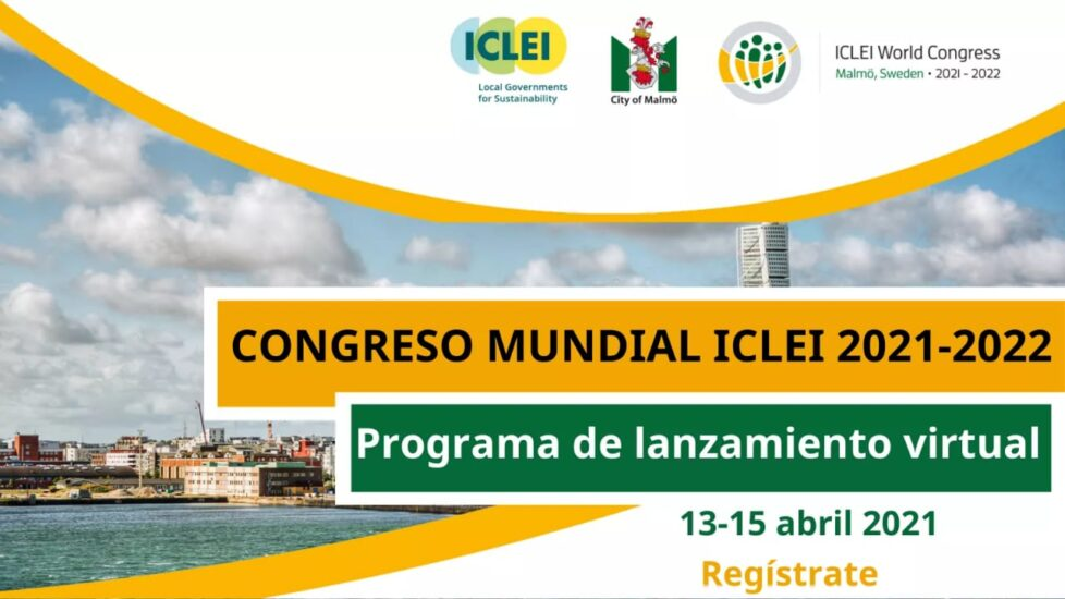 Congreso Mundial ICLEI 2021
