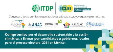 Compromiso por el Desarrollo Sustentable y la Acción Climática, proceso electoral 2021 en México.