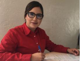Firma del compromiso por el Desarrollo Sustentable y la Acción Climática de la candidata Andrea Celeste Ramos Erivez en Naco, Sonora