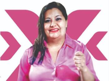 Firma del compromiso por el Desarrollo Sustentable y la Acción Climática de la candidata María Guadalupe Romero Guerrero en Puebla