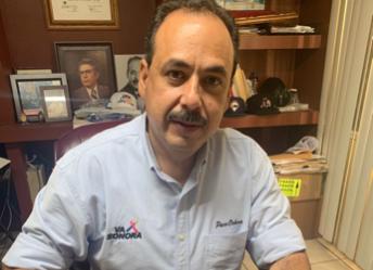 Firma del compromiso por el Desarrollo Sustentable y la Acción Climática del candidato Francisco Ochoa Montaño en San Luis Río Colorado, Sonora