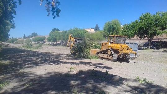«Mantenimiento a los causes por lluvias» MUNICIPIO DE CHIHUAHUA
