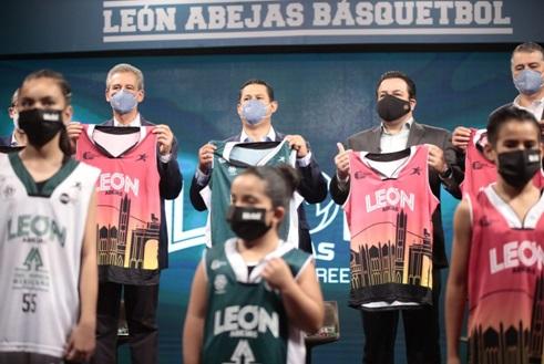 «Alianzas con Forever Green y las Abejas de León con el equipo español Real Betis.» EDO. DE GUANAJUATO
