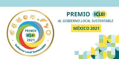 Premio ICLEI 2021, 7ma Edición.